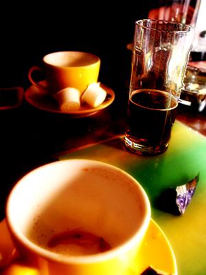 kaffeeklatsch....