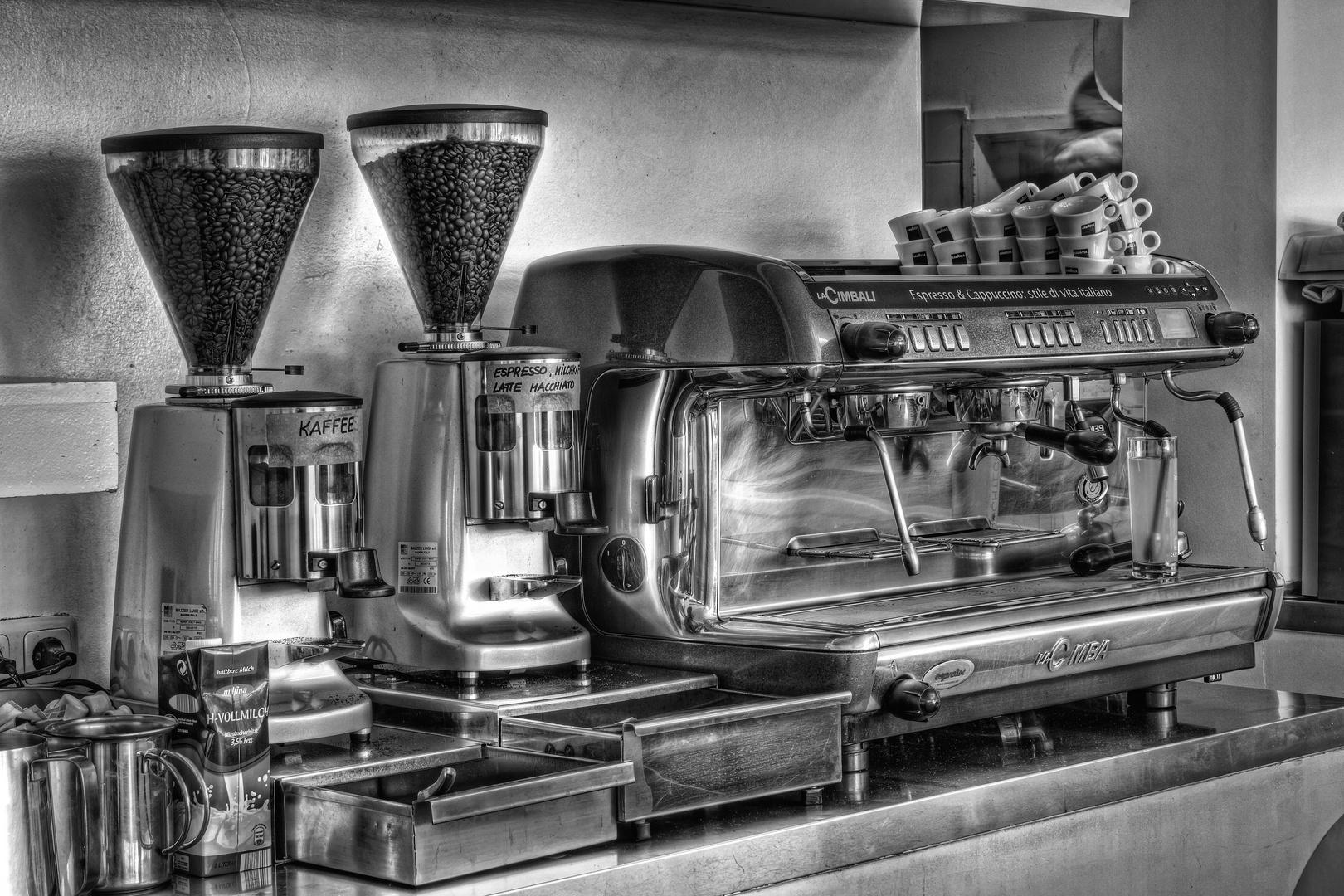 Kaffeemaschinen HDR