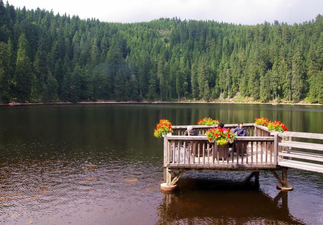 Kaffeepause auf dem Mummelsee (s. Thumb)