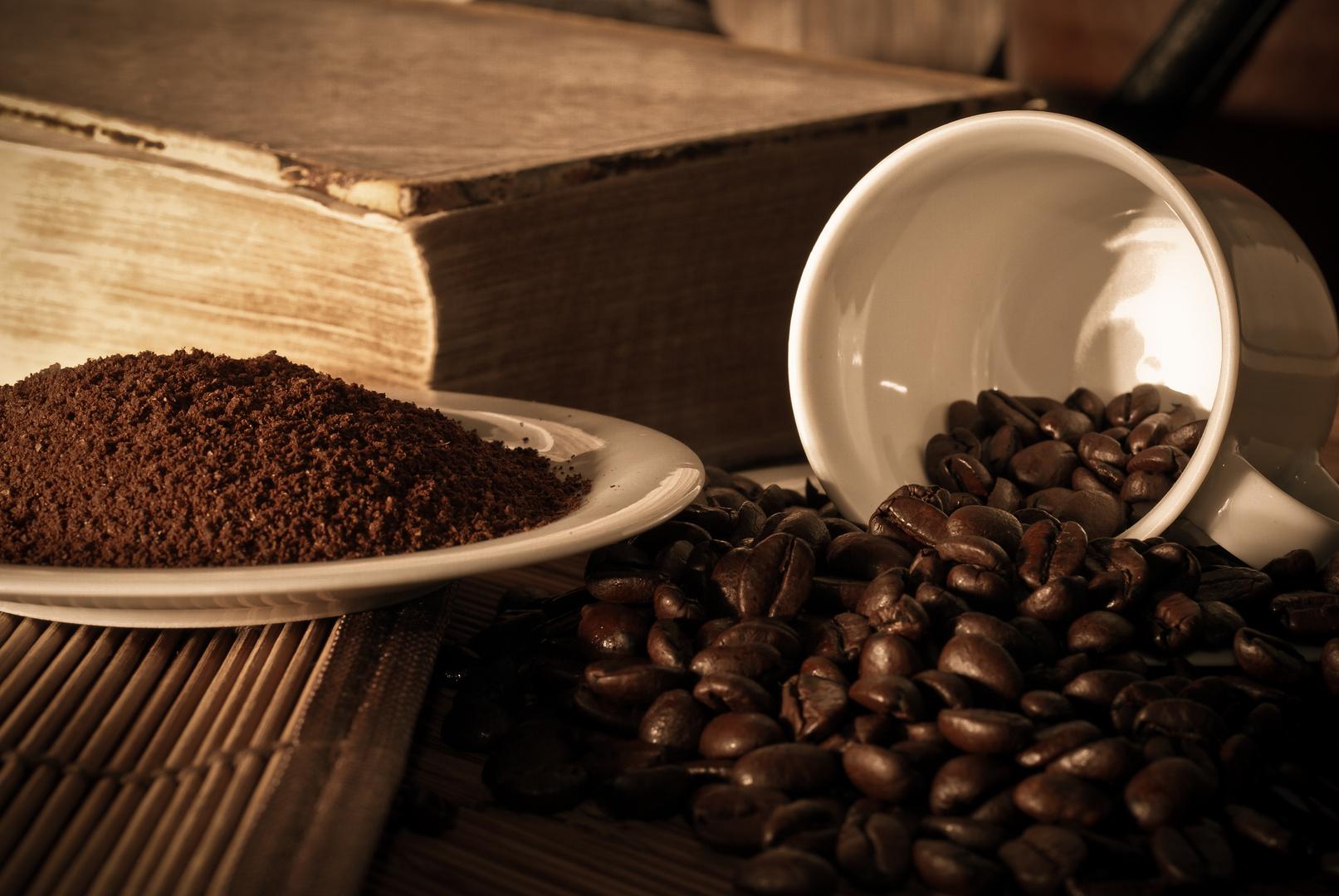 Kaffezeit.