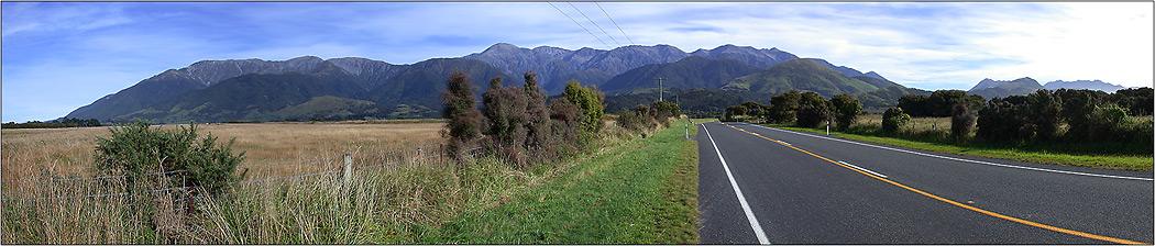 Kaikoura Range