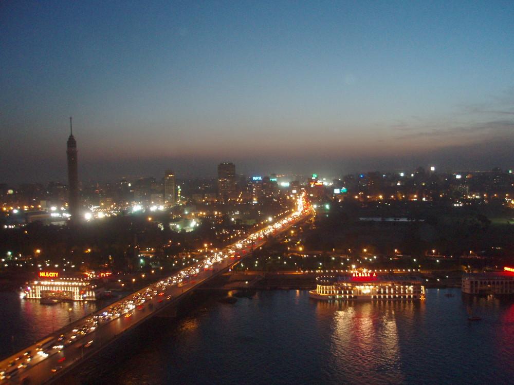 Kairo schläft nie