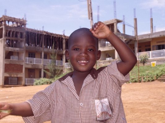Kairos Nursery and Primary School in Namuwongo (Kampala)