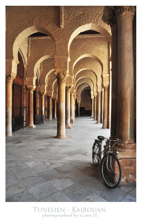 Kairouan, grosse Mosche