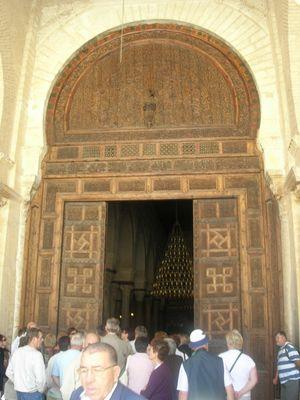 Kairouan, la Grande Mosquée