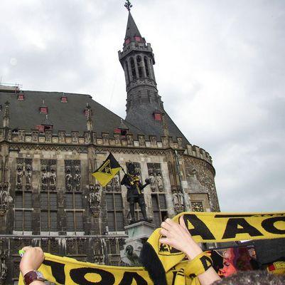 Kaiser Karl ein Schwarz-Gelber!