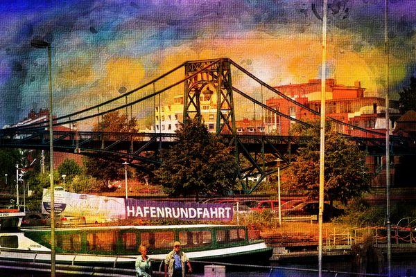 Kaiser Wilhelm Brücke 3