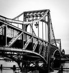 Kaiser Wilhelm Brücke in Wilhelmshaven