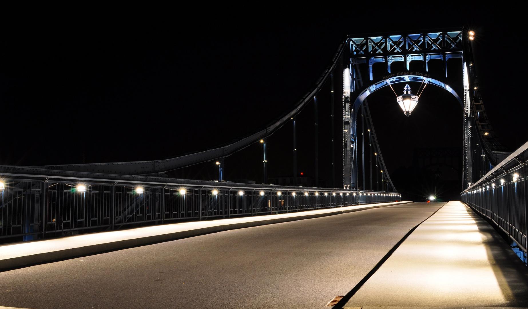 Kaiser-Wilhelm-Brücke -- Wilhelmshaven