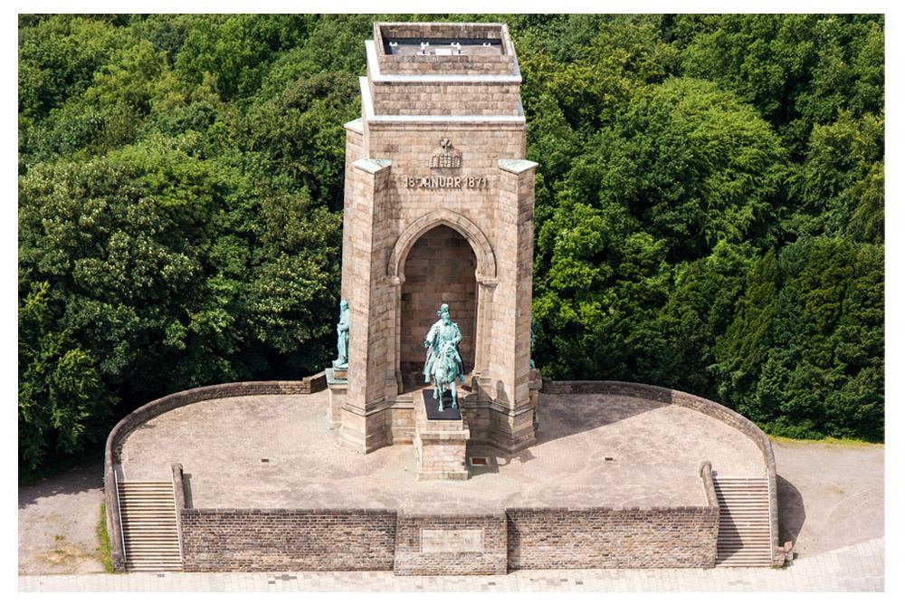 Kaiser Wilhelm Denkmal an der Syburg