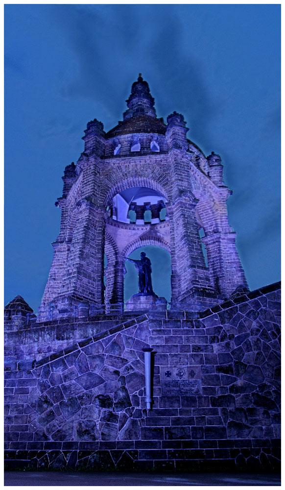 Kaiser Wilhelm Denkmal, der zweite Versuch