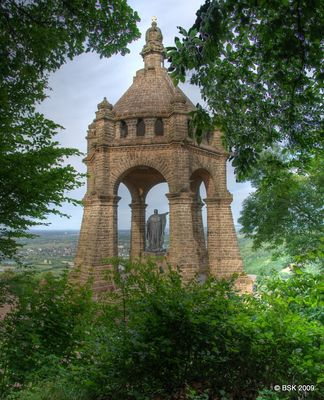Kaiser-Wilhelm-Denkmal HDR