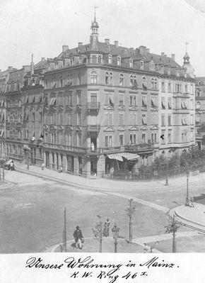 Kaiser-Wilhelm-Ring Mainz