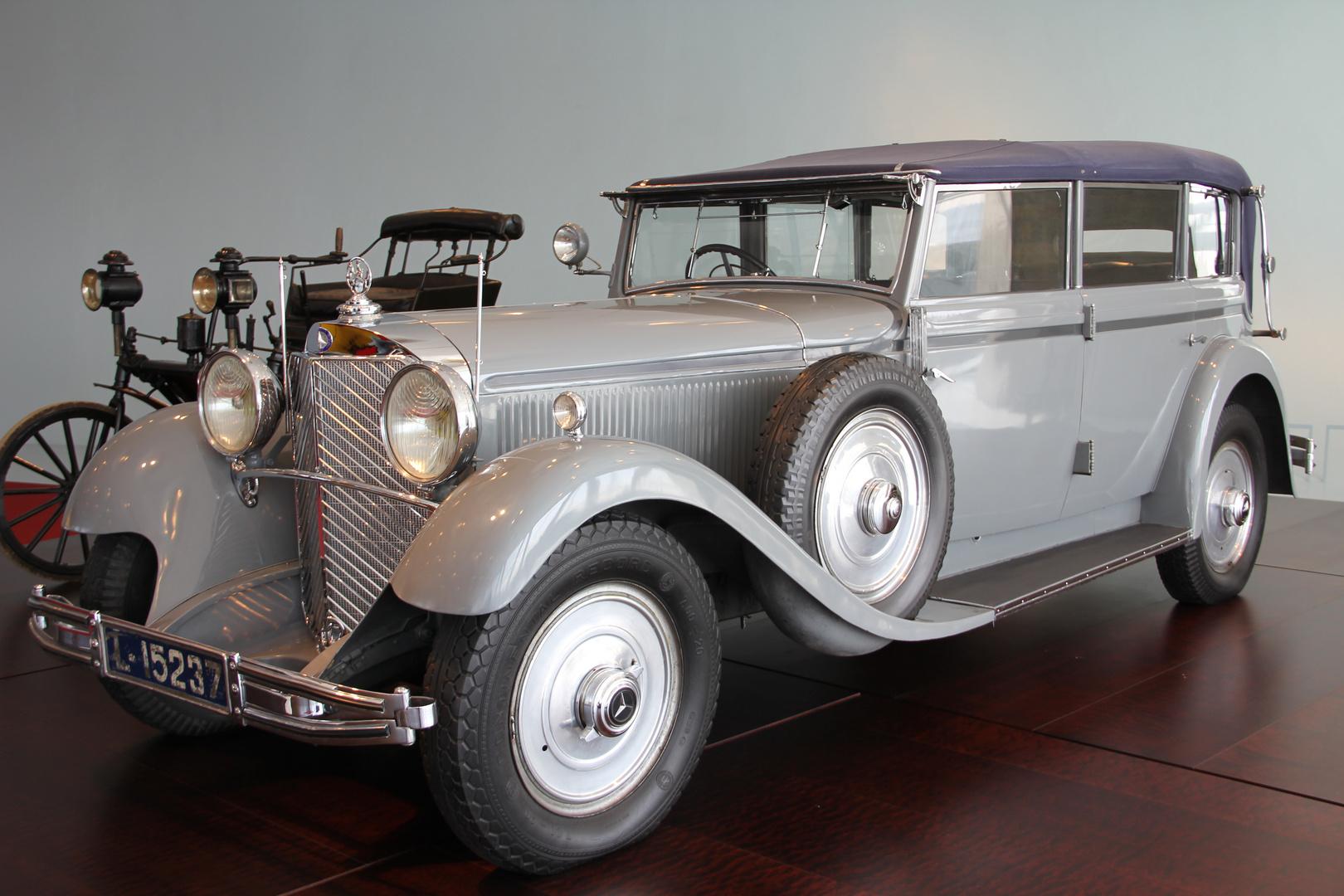Kaiser Wilhelms letztes Auto