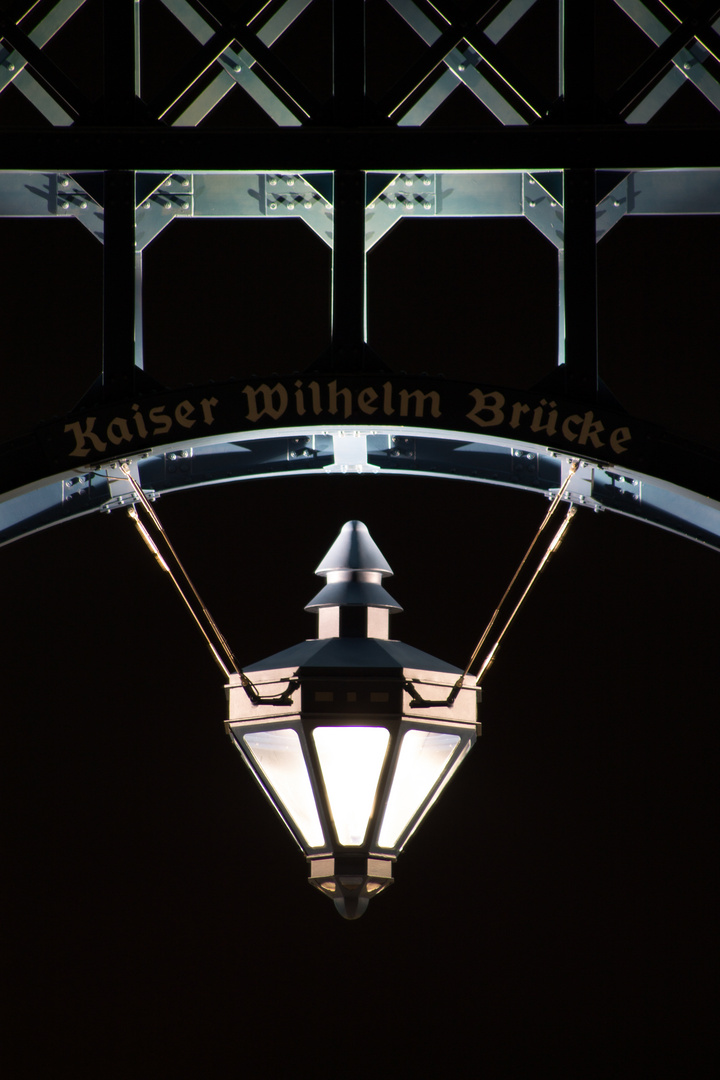 Kaiser Willhelm Brücke