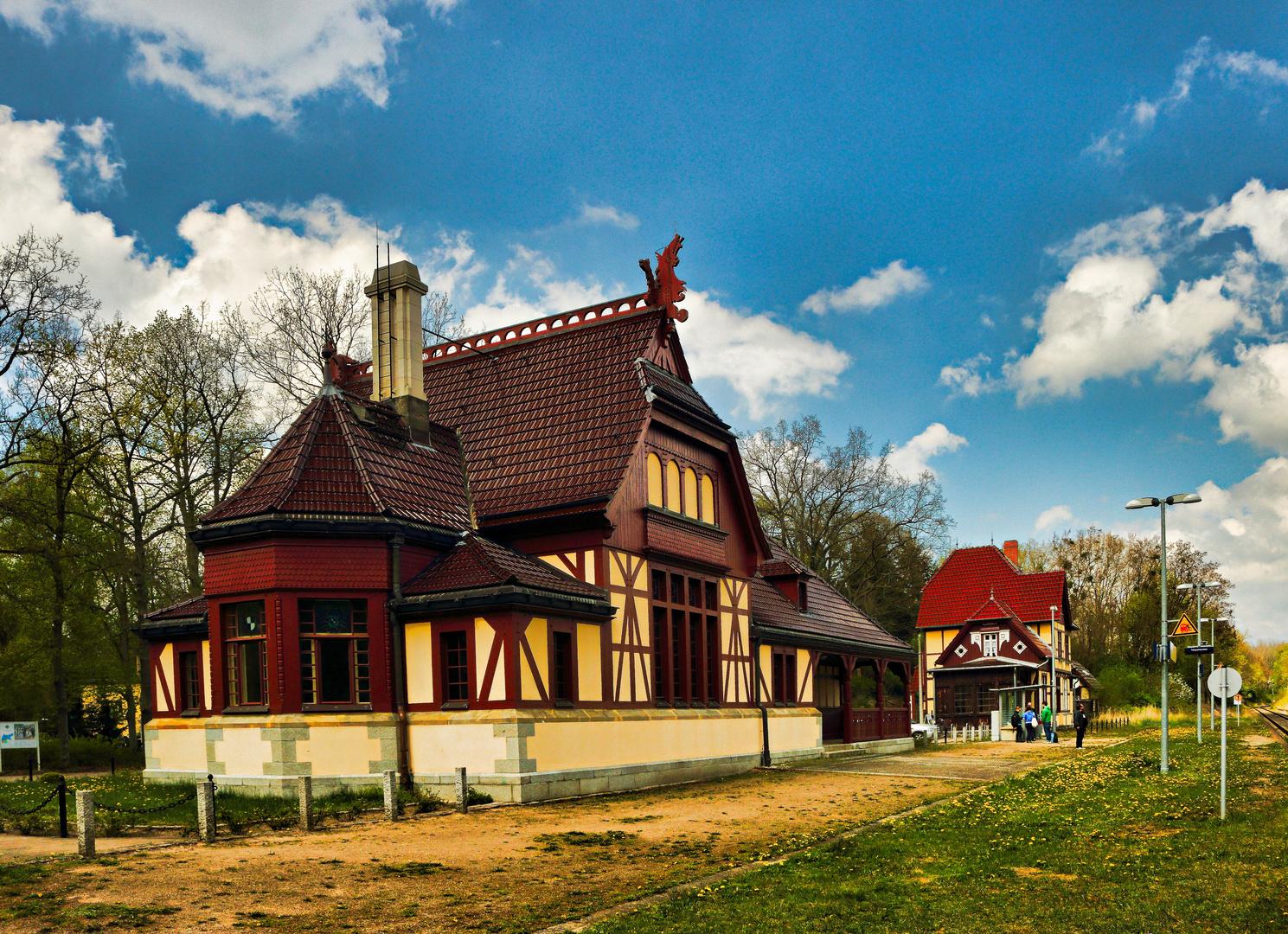 Kaiserbahnhof Werbellinsee