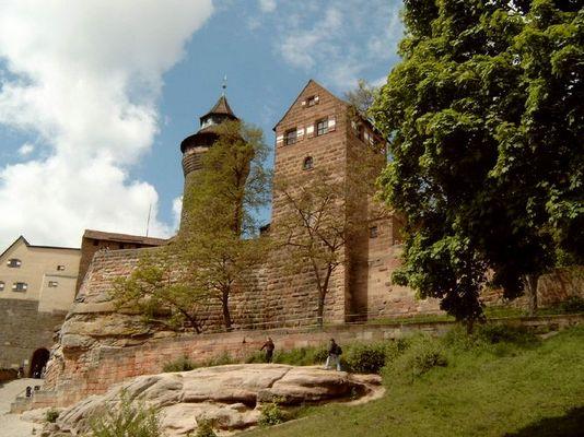 Kaiserburg Nuernberg