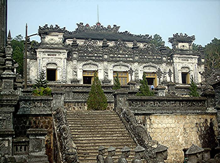 Kaisergrabmahl Khai Dinh