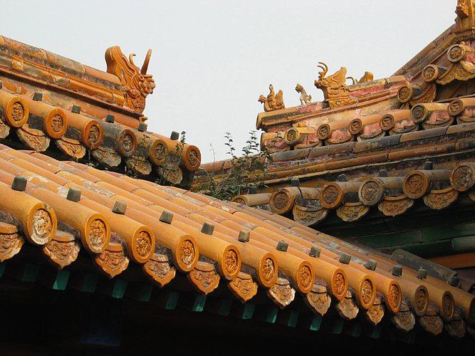 Kaiserliche Dächer