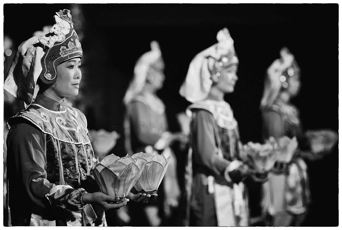 Kaiserliches Theater in Hue -III-