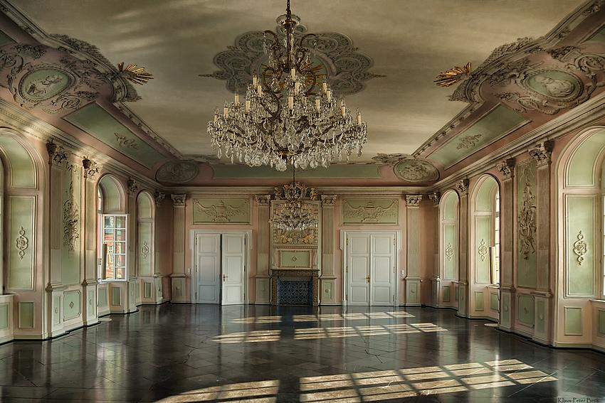 Kaisersaal, in einem anderen Licht