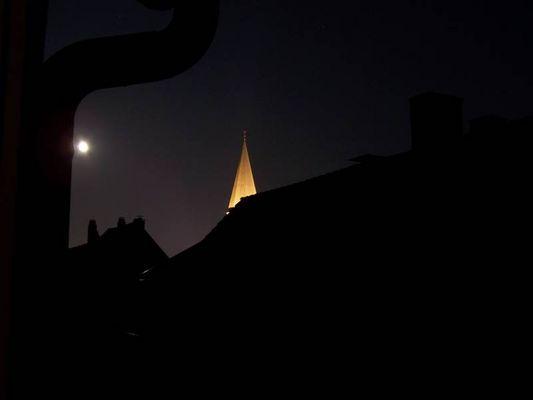 Kaiserslautern bei teilweisen Stromausfall