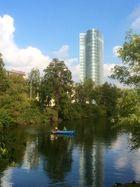 Kaiserteich Düsseldorf