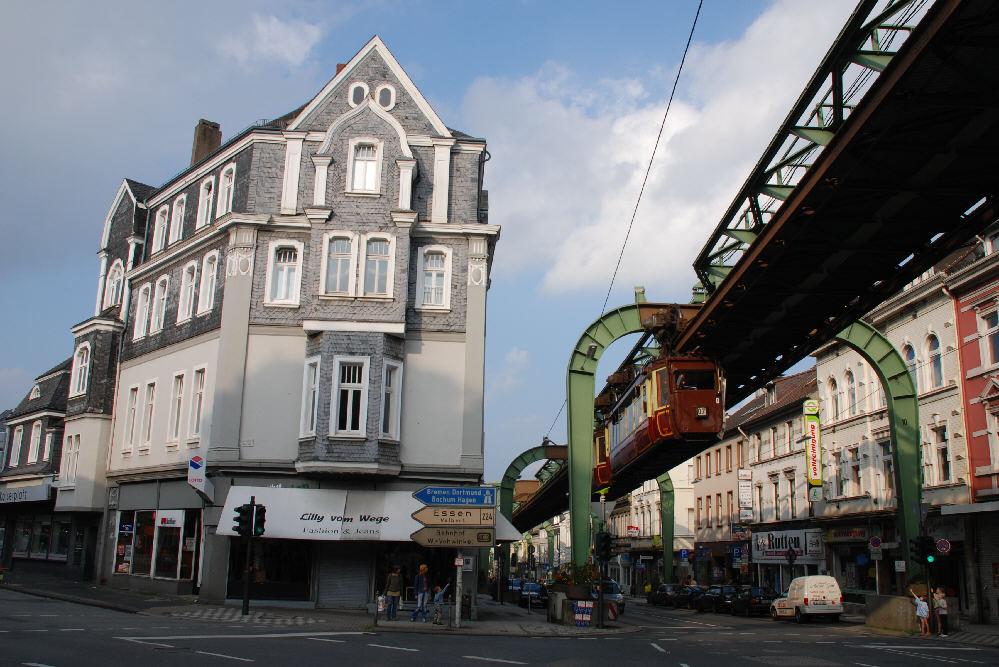 Kaiserwagen am Kaiserplatz