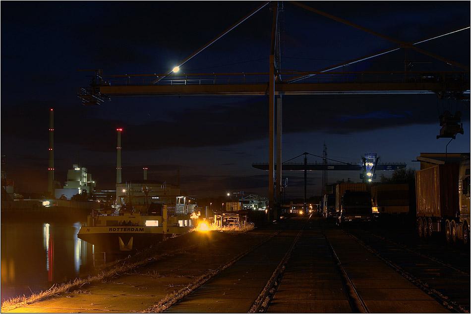 Kalag Hafen Karlsruhe