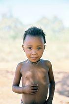 Kalahari Boy