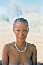 Kalahari Mother