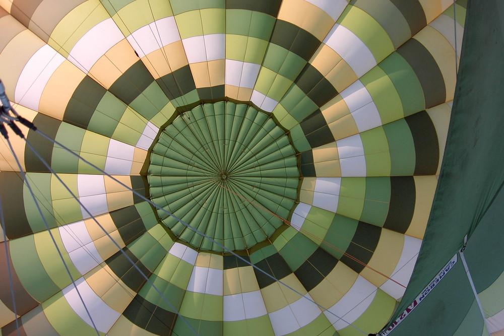 kaléidoscope montgolfière