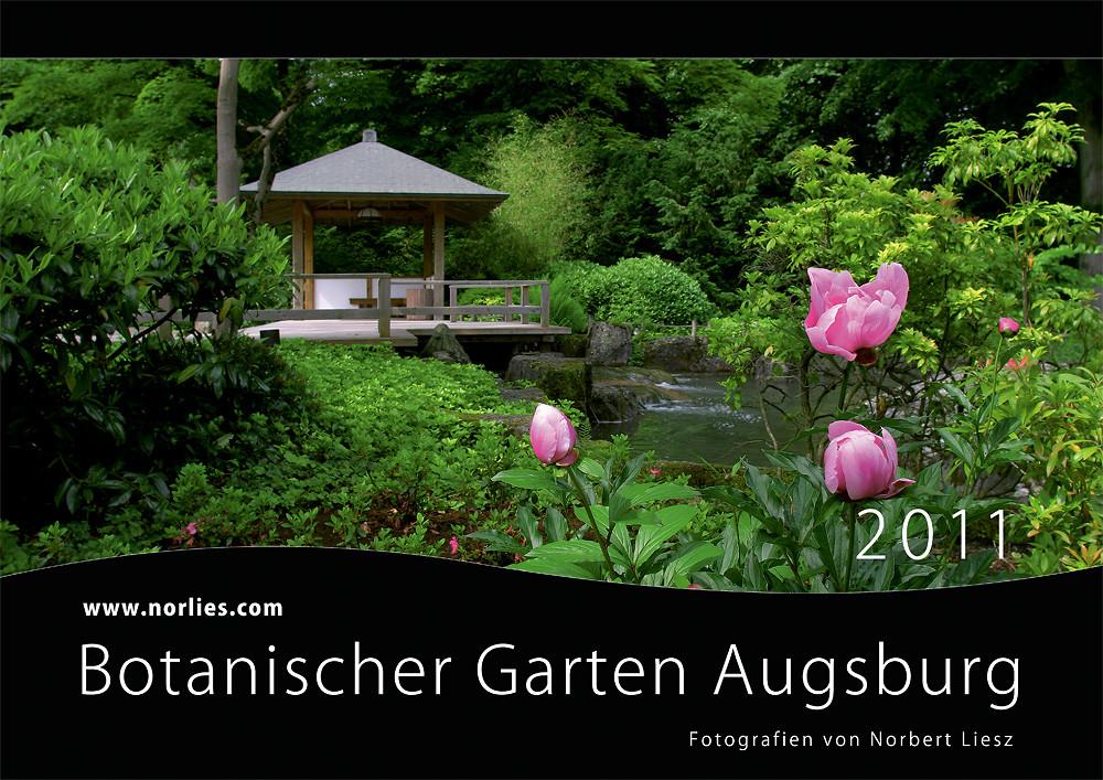 Kalender 2011 Botanischer Garten Augsburg Foto Amp Bild