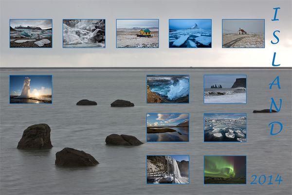Kalender 2014 Island