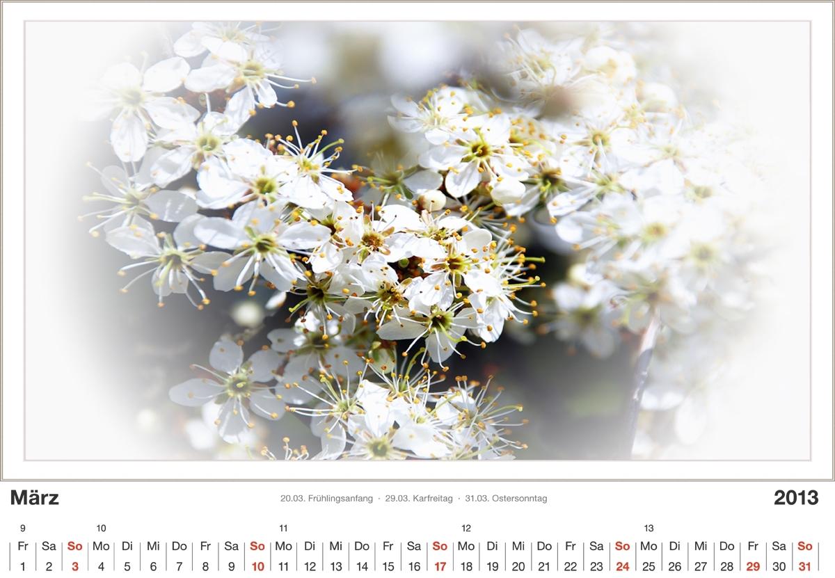 Kalenderblatt März_2013
