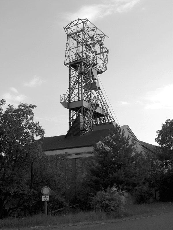 Kalibergwerk ESCO Grasleben, Schacht Heidwinkel I
