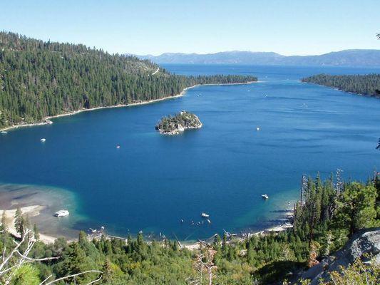 Kalifornien- Lake Tahoe