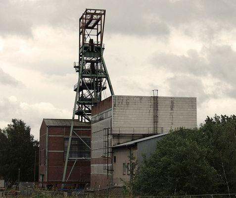 Kaliwerk Sollstedt, Schacht Preussen