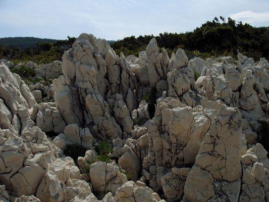 Kalksteine