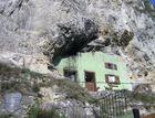Kallmünz Haus im Berg