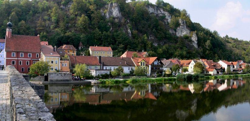 Kallmünz Panorama