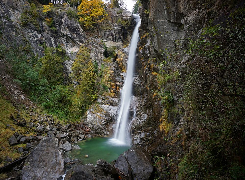 Kalmbach Wasserfall Südtirol