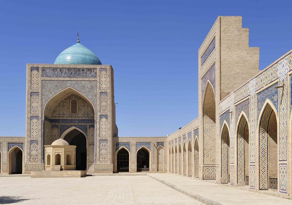 Kalon-Ensemble in Bukhara