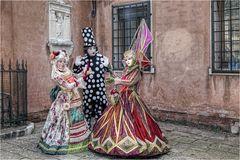 Kalrneval in Venedig 17