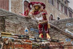 Kalrneval in Venedig 22