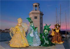 Kalrneval in Venedig 28