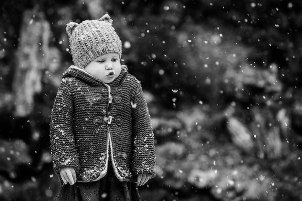 ...kalt...