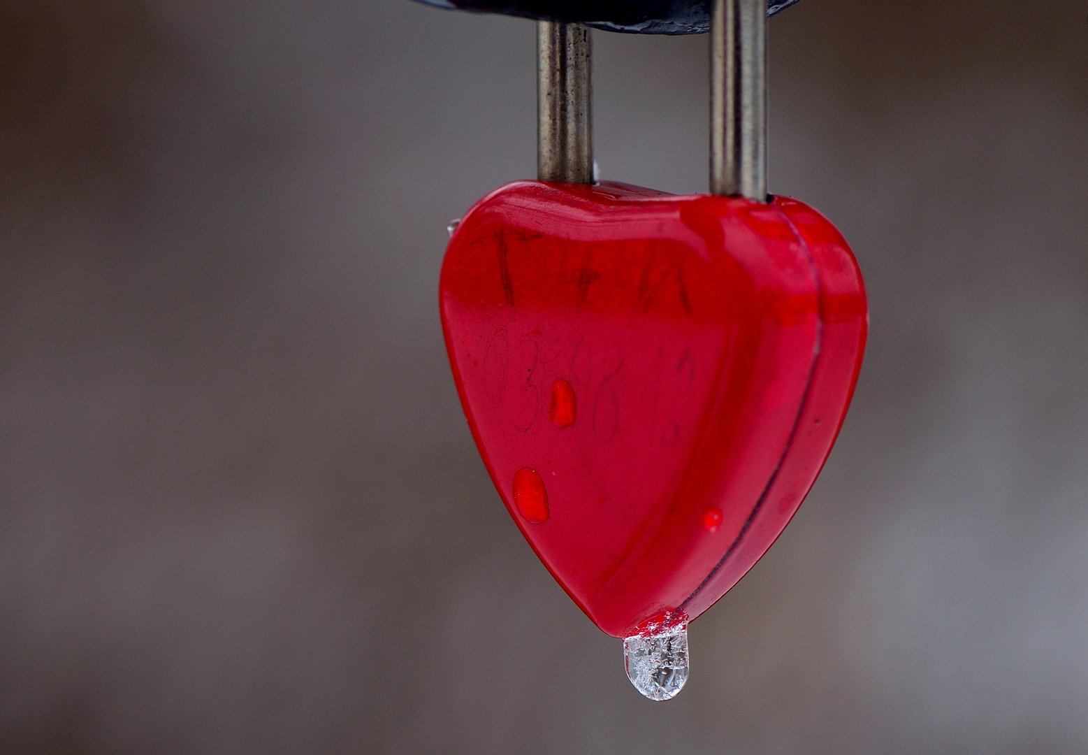 Kalte Liebe...