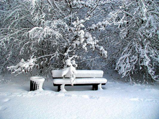 Kalte Rast