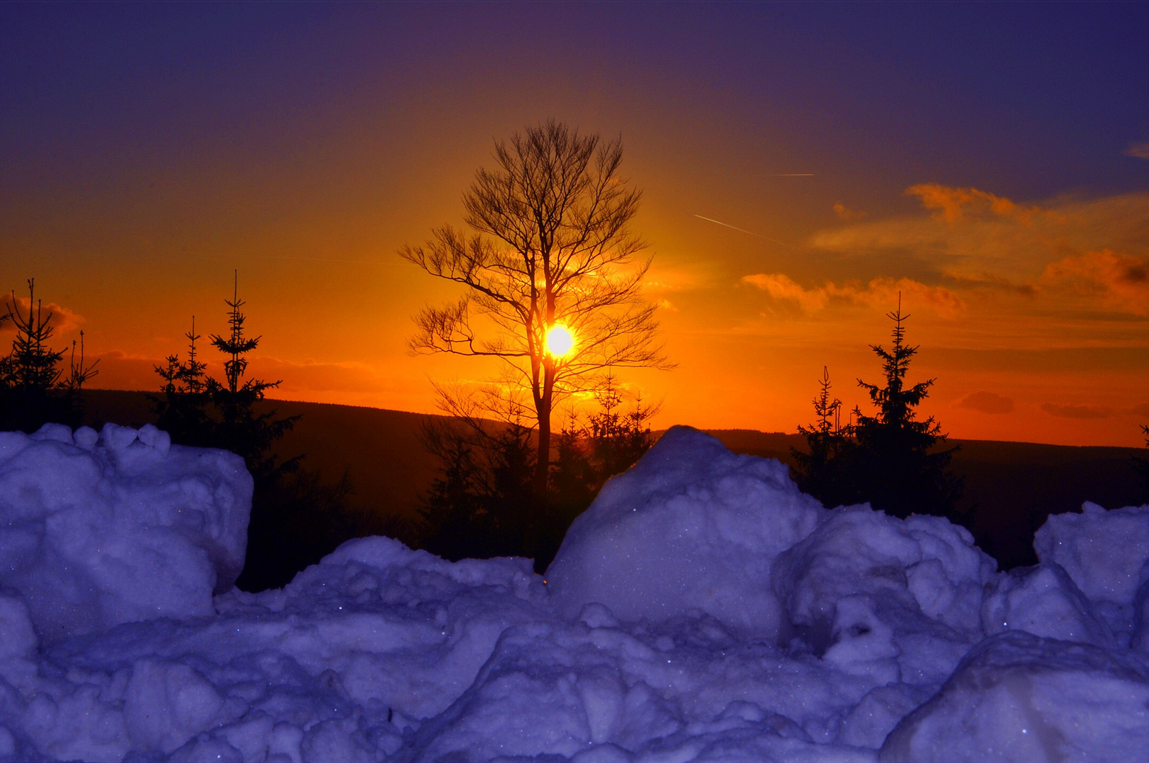 Kalte Winterträume